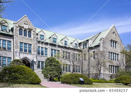 학교,고건축.건물 65489257