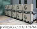 空調,室外機,冷卻器 65489266