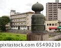 """""""Uenobashi"""" ข้ามแม่น้ำ Nakatsugawa (Ichinoseki Morioka-shi Honcho-machi 1-chome) 65490210"""