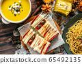 万圣节食品饭 65492135