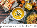 万圣节食品饭 65492138