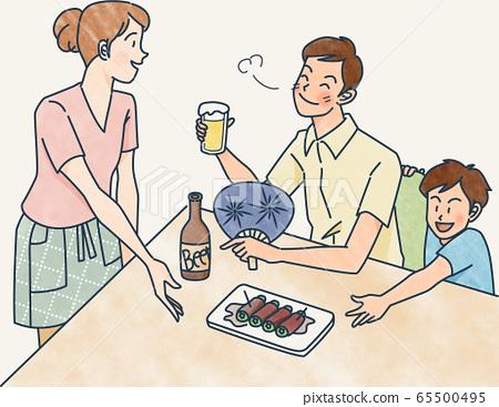 晚餐加啤酒 65500495