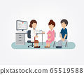 Health check for pregnant woman 65519588