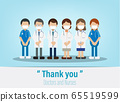 Thank you doctors and nurses 65519599
