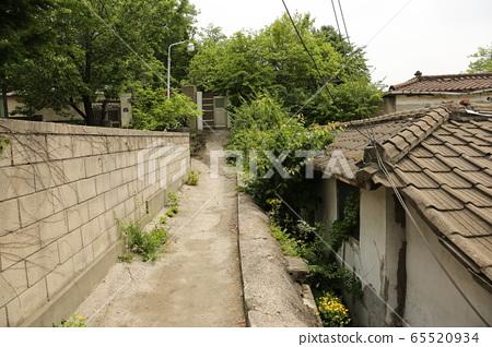 성북구.정릉동.골목.골목길  65520934