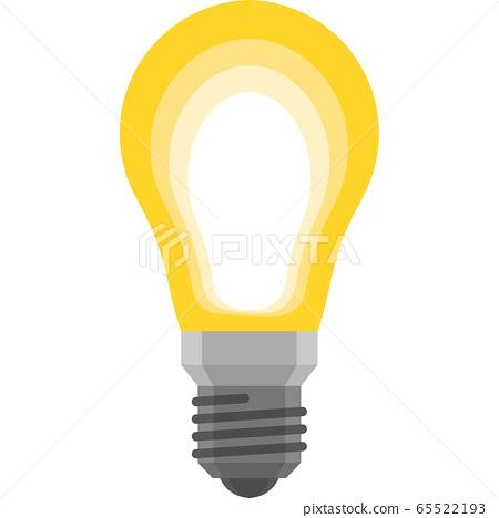 燈泡 球莖 照亮 65522193