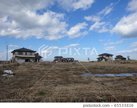 Great East Japan Earthquake Minamisoma City 65533816