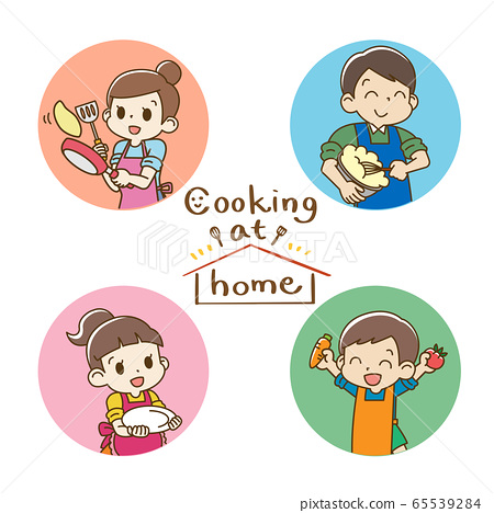 在家做飯(icon ver) 65539284