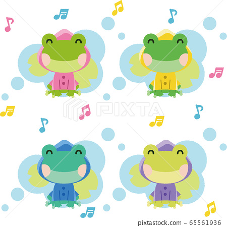 A frog 65561936