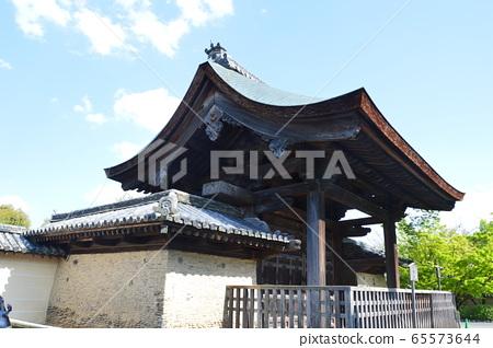 """Tenryu-ji Temple's """"Essian Gate"""" (Kyoto City Ukyo-ku, Tenryu-ji Temple Shinonobaba-cho) 65573644"""