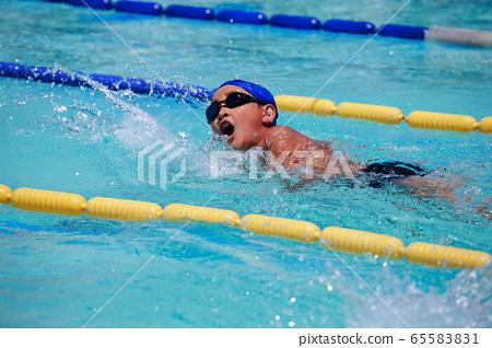 수영 대회 65583831