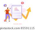 Mobile SEO icon for search engine optimization service.  65591115