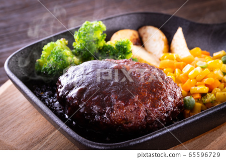 汉堡牛排 65596729