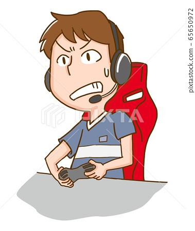 e 스포츠 게임 TV 게임 비디오 게임 남성 65650972