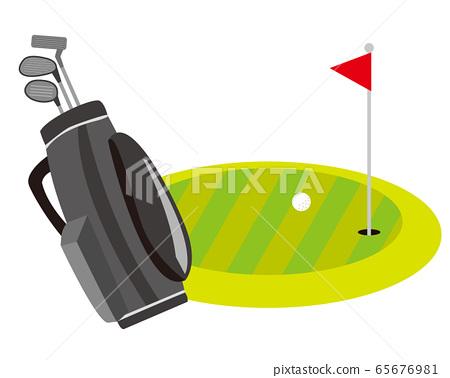 高爾夫高爾夫俱樂部高爾夫球袋高爾夫球 65676981