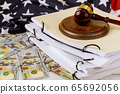 Law and justice lawyers desk file folder law 65692056