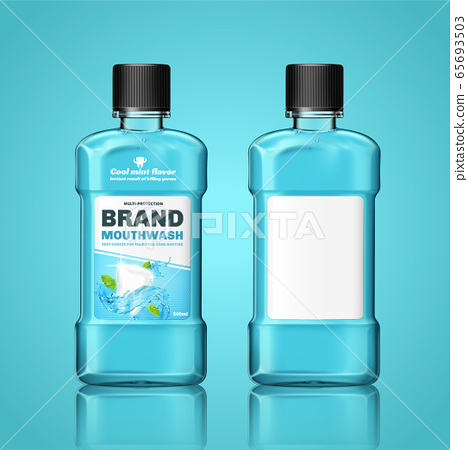 Oral rinse mock-up set 65693503