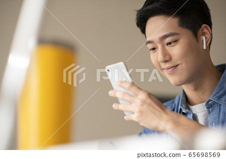 Business, student, man 65698569