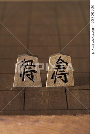 Shogi's piece 65700936