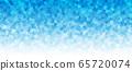 背景水晶藍色 65720074