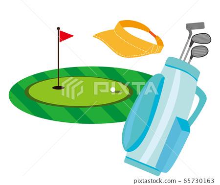 高爾夫高爾夫俱樂部高爾夫球袋高爾夫球遮陽板 65730163