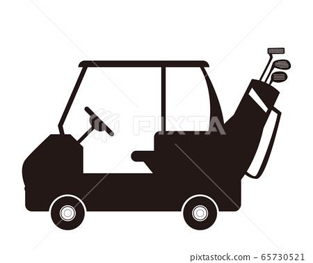 골프 카트 골프 가방 65730521
