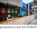 Interior of premium domestic appliance store 65740693