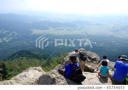 Mt. Tsukuba summit (Mount Nyotai) 65754055