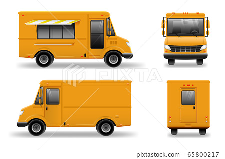 Food truck delivery 65800217