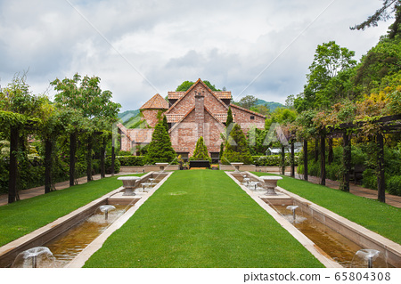歐式花園西洋建築 65804308