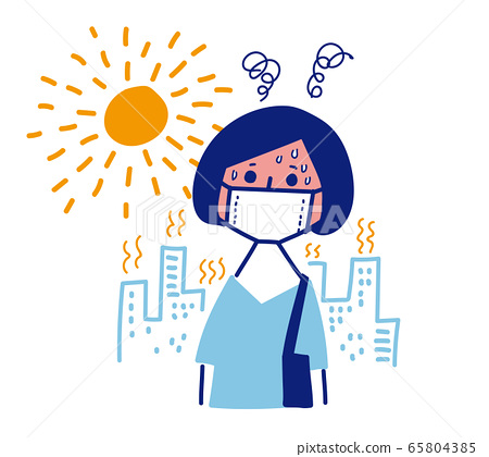 面罩中暑 65804385