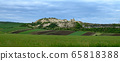 Limestone Quarry in Moldova, Eastern Europe 65818388