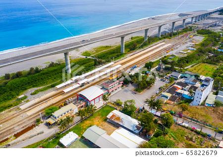 臺灣台東太麻里金崙大橋Tailun Jinlun Bridge, Taitung, Taiwan 65822679