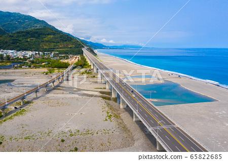 臺灣台東太麻里金崙大橋Tailun Jinlun Bridge, Taitung, Taiwan 65822685