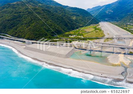 臺灣台東太麻里金崙大橋Tailun Jinlun Bridge, Taitung, Taiwan 65822697