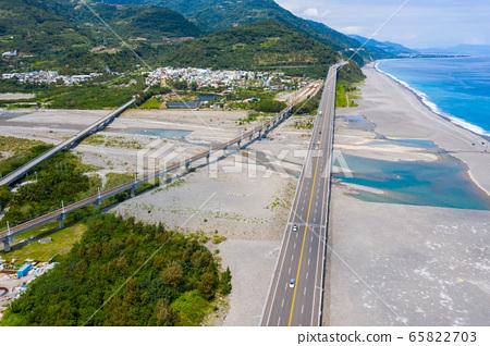 臺灣台東太麻里金崙大橋Tailun Jinlun Bridge, Taitung, Taiwan 65822703
