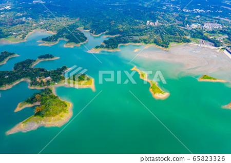 臺灣嘉義仁義潭水庫Asia Taiwan Chiayi Renyitan Reservoir 65823326
