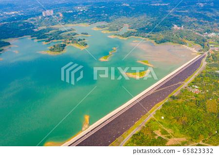 臺灣嘉義仁義潭水庫Asia Taiwan Chiayi Renyitan Reservoir 65823332