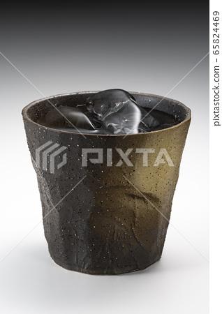 소주 컵 온 더락 65824469