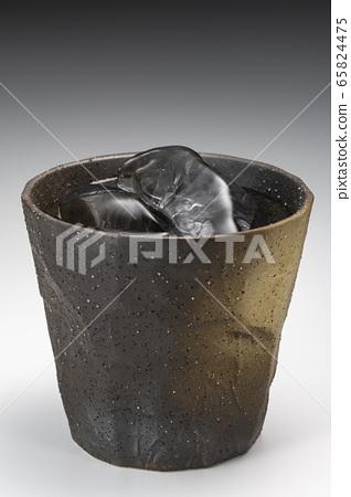 소주 컵 온 더락 65824475
