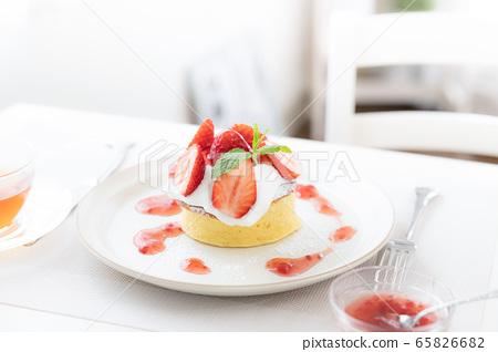 手工製作的煎餅 65826682