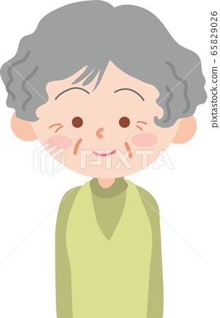 grandmother 65829026