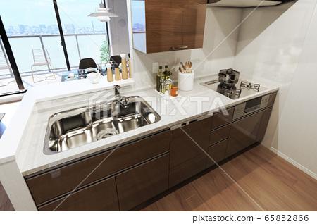 一個廚房 65832866