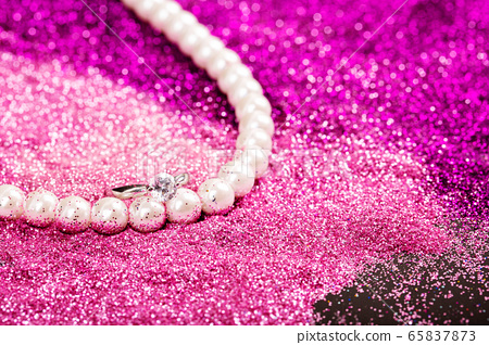 Colorful glitter background with object. 127 65837873