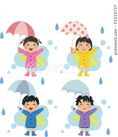 rainy season 65838727
