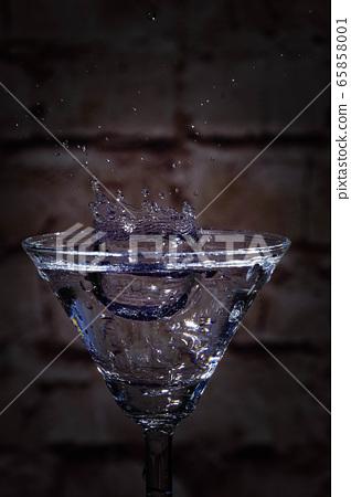 [사진] 물과 유리 65858001