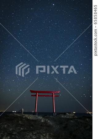 [사진] 밤하늘과 도리 65858465