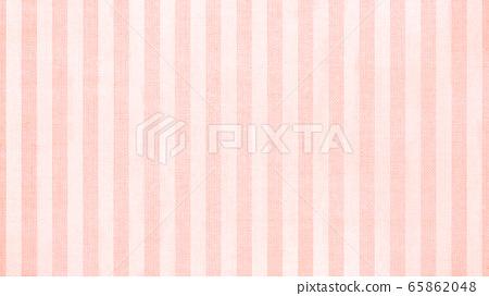 배경 - 천 - 핑크 - 스트라이프 65862048