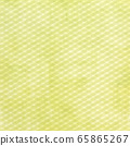 Background Material Series --- Grunge Cross Line Lime Yellow 65865267