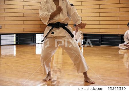 Martial arts leader 65865550